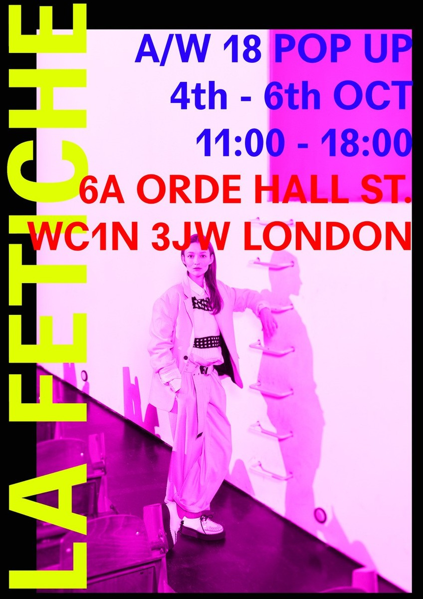 La Fetiche AW 18 Pop-Up Shop