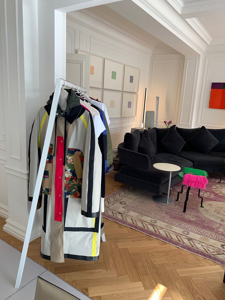 AW19 LONDON POP-UP